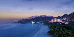 The Ritz Carlton Muscat, Al Bustan Palace