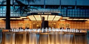 Villa Magna, Madrid